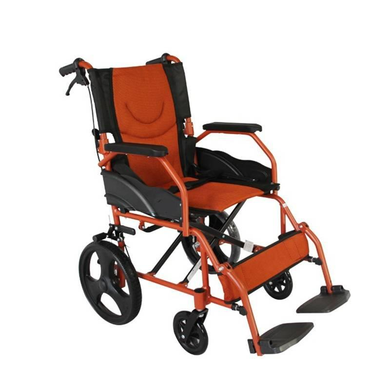 Aluminum Wheelchair Manual Transfer Chair SC-AW05