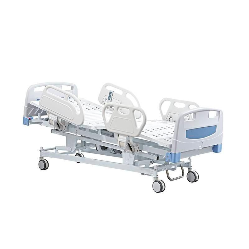 Electric Hospital Bed Five Functions Care Bed SC-EB05