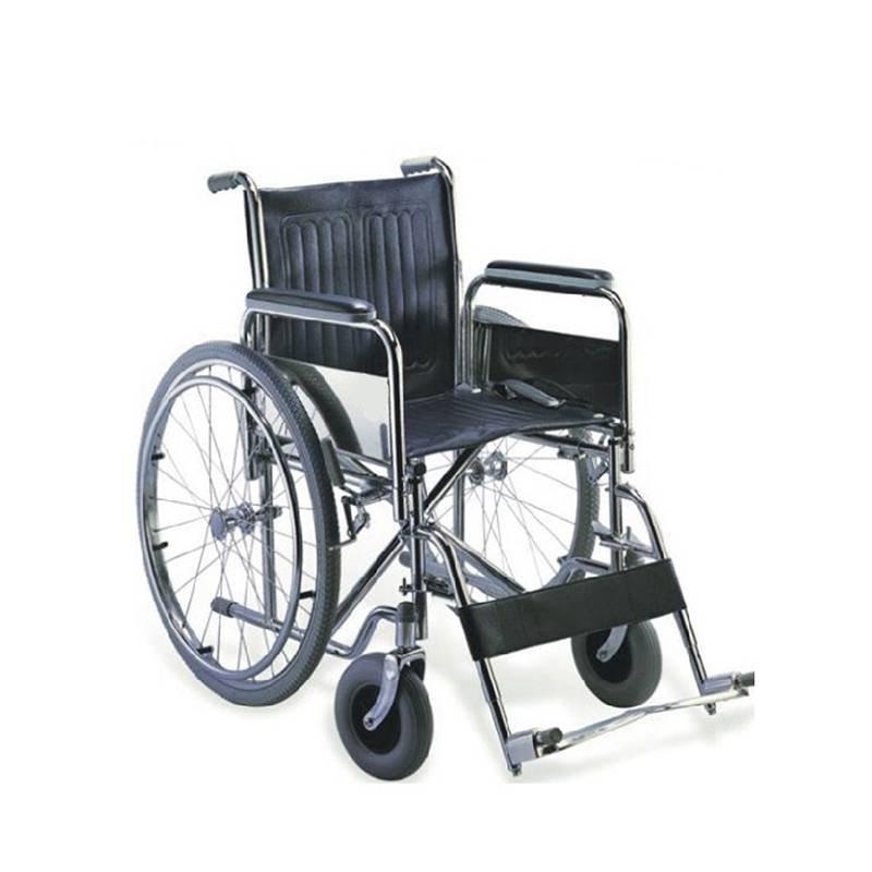 Manual Steel  Wheelchair 200*50 PU Castor SC-SW18