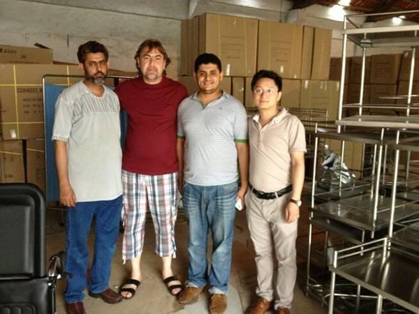 2015 Yemen customer visited