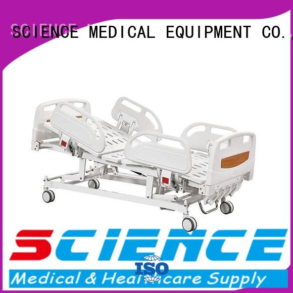 scmb01 manual hospital bed side for disabilities SCIENCE MEDICAL