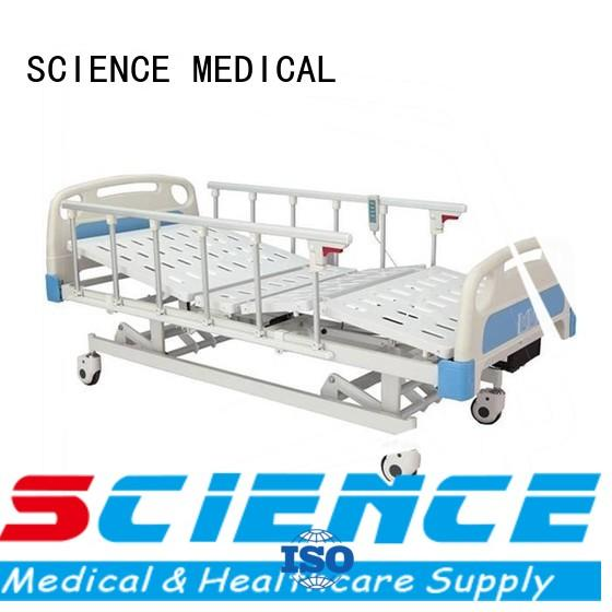 semi electric hospital bed homecare for patients SCIENCE MEDICAL