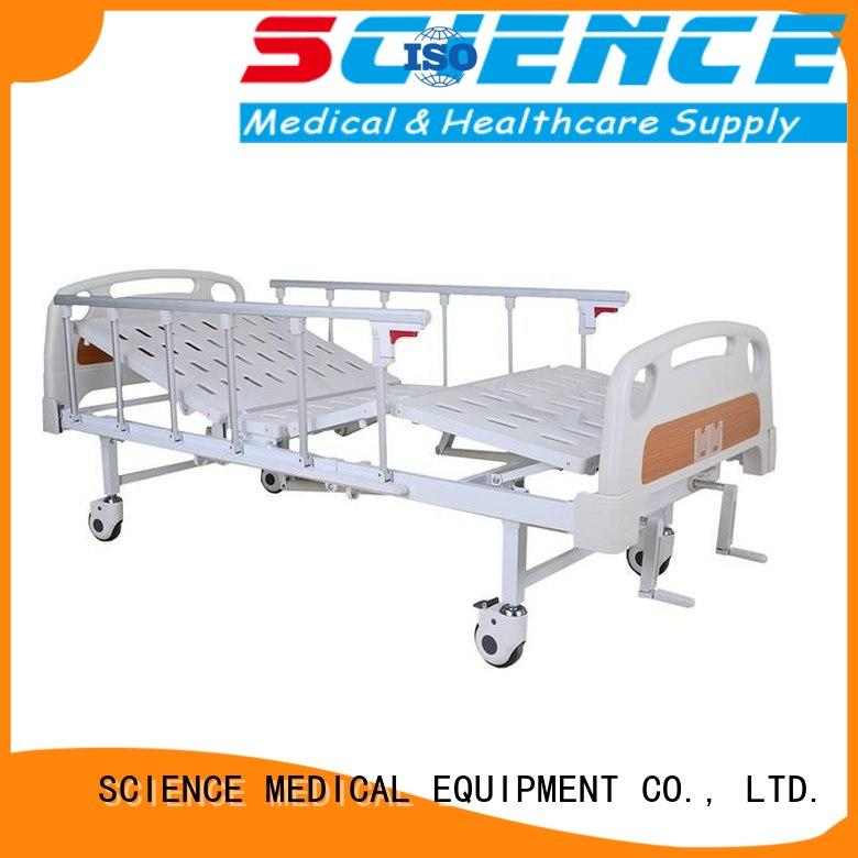 ergonomic sceb05 SCIENCE MEDICAL Brand manual hospital bed