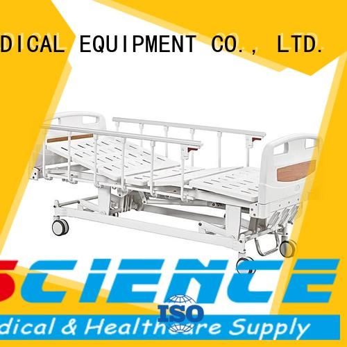 adjustable hospital bed scsw18 scew03 locking manual hospital bed manufacture