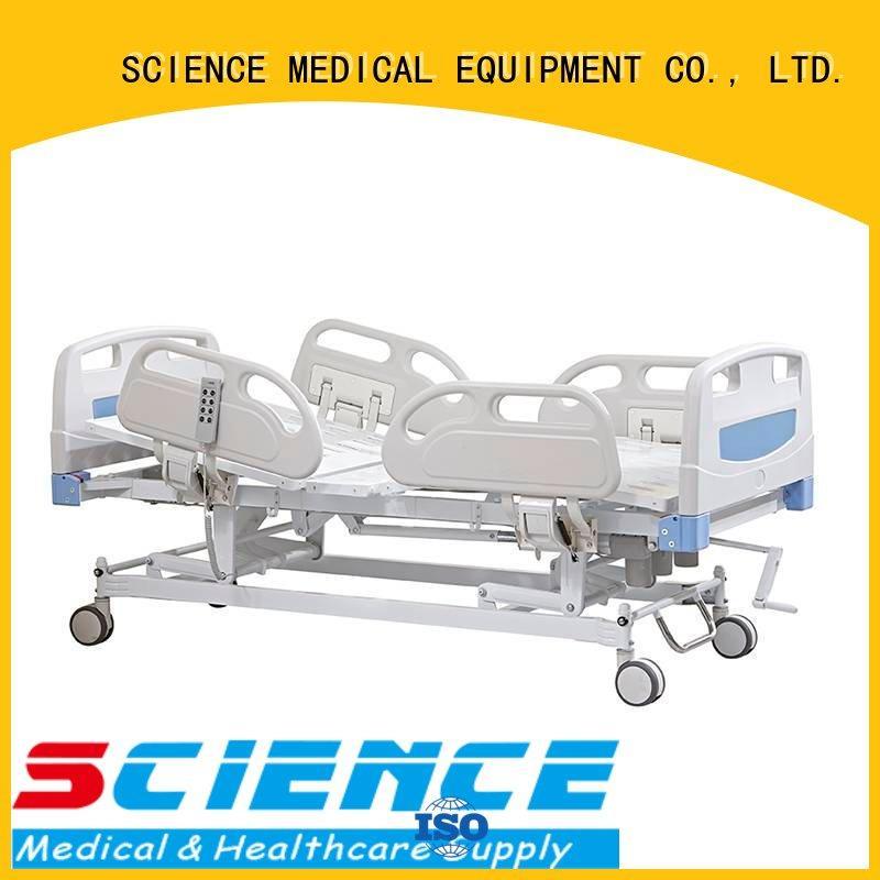 duty nebulizer semi electric hospital bed palsy SCIENCE MEDICAL company