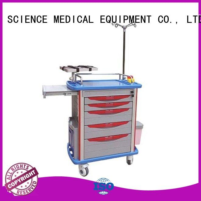 medical trolley colors bubble medical supplies SCIENCE MEDICAL Brand