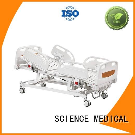 high-quality manual hospital bed castors free sample for injuries