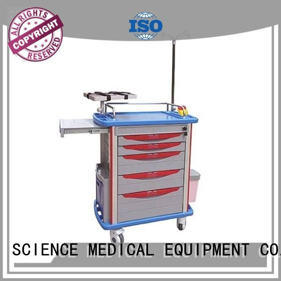 medical trolley scaw07 SCIENCE MEDICAL Brand medical supplies