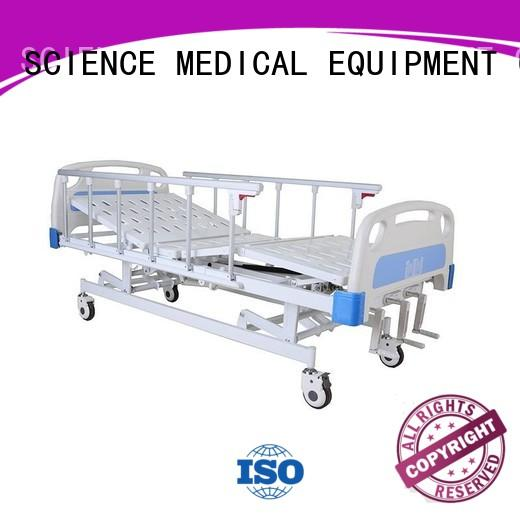 dual sceb05 SCIENCE MEDICAL Brand manual hospital bed