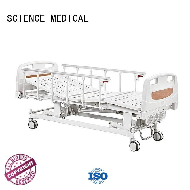 SCIENCE MEDICAL functions manual hospital bed OEM for patients