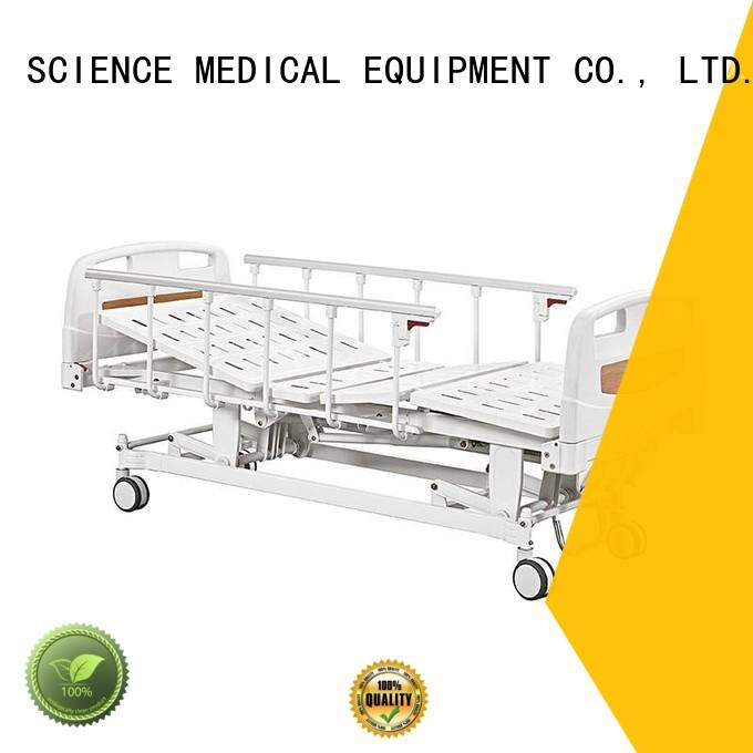 SCIENCE MEDICAL bed hospital manual bed ODM for injuries