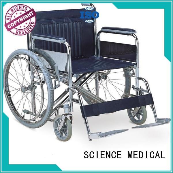 portable heavy duty wheelchair bulk production for disabled