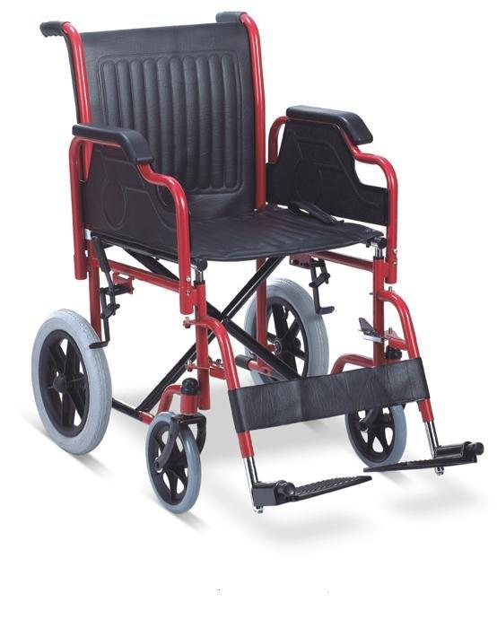 Steel  Wheelchair Steel Transfer Chair SC-SW02
