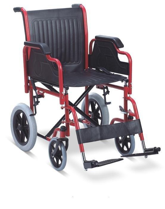 Steel Wheelchair Steel Transfer Chair SC-SW02