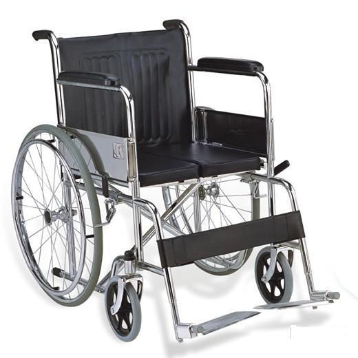 Manual Steel Wheelchair Standard Wheelchair  SC-SW10
