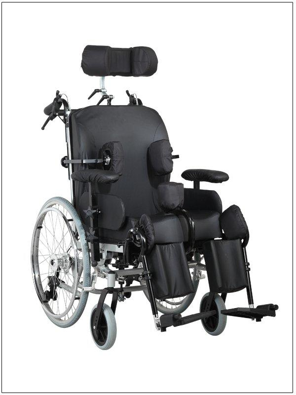 Reclining Highback Wheelchair CP User Wheelchair SC-SW33