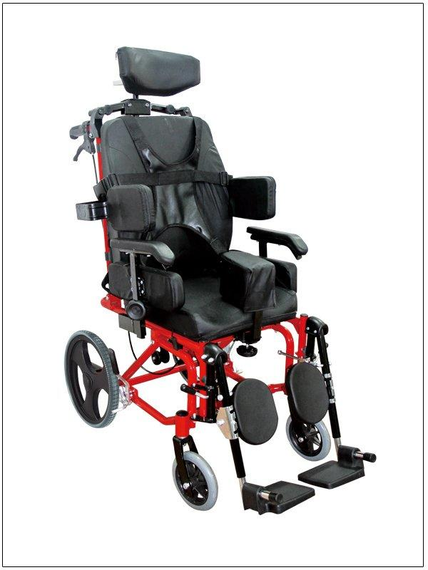 Reclining Highback Wheelchair CP User Wheelchair SC-SW34