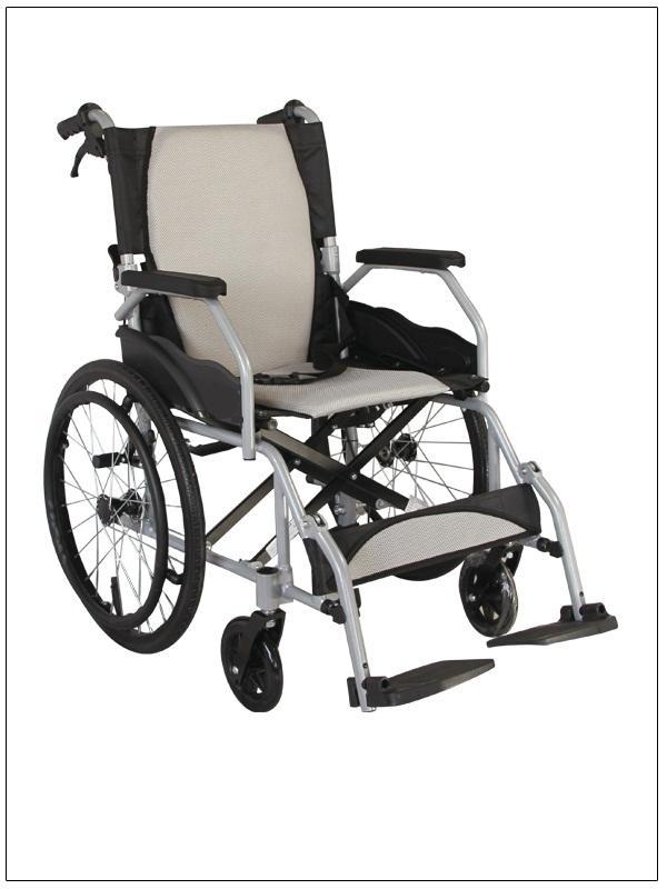 Aluminum Wheelchair Manual Wheelchair SC-AW11