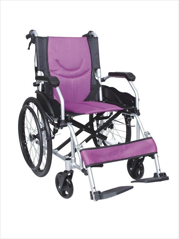 Aluminum Wheelchair Manual Wheelchair SC-AW11F