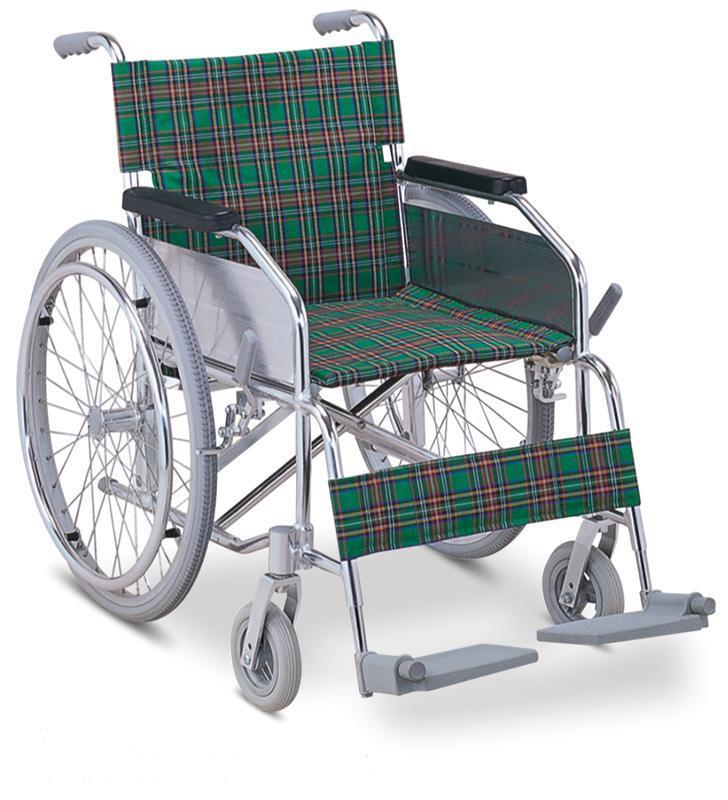 Aluminum Wheelchair Manual Wheelchair SC-AW12