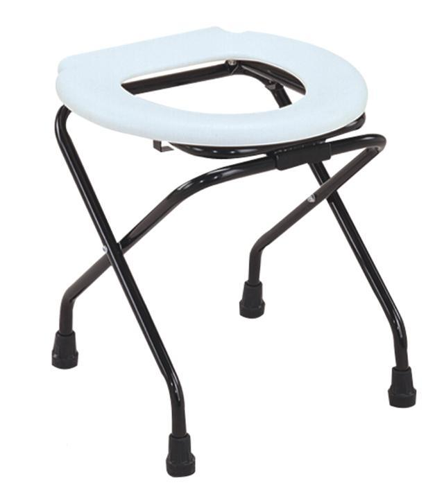 Commode Chair Steel without Pot SC-CC01(S)