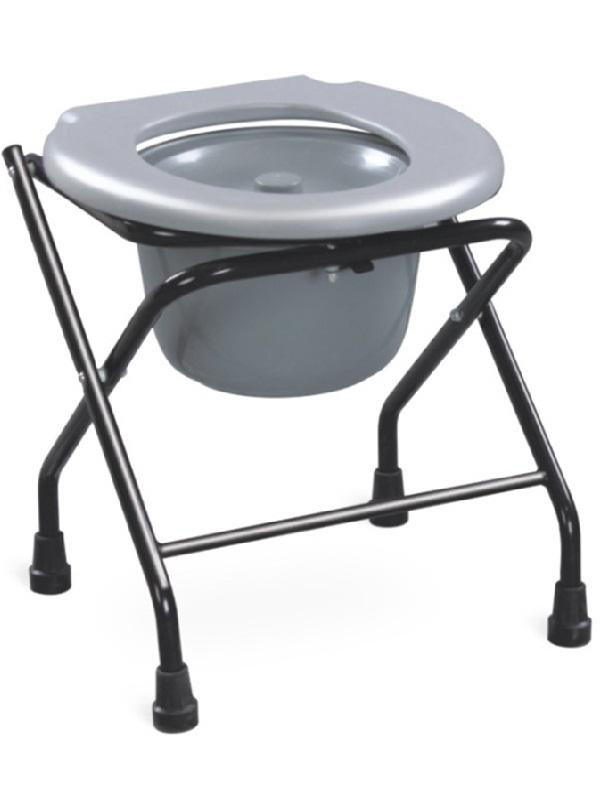 Commode Chair Steel with Pot SC-CC01(S2)