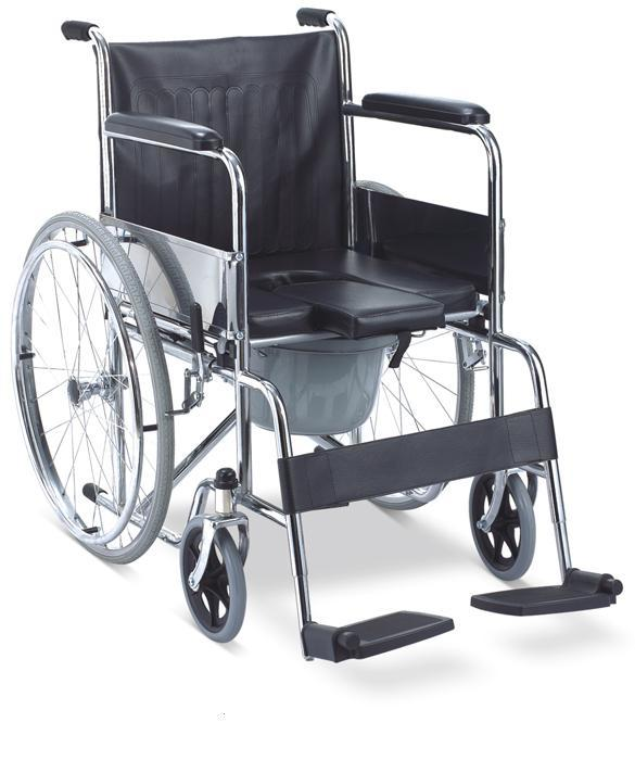 Commode Wheelchair Self-user Commode Wheelchair SC-CW07(S)