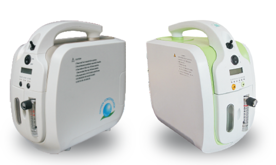 Oxygen Concentrator Portable Run by Battery SC-XY01-05L