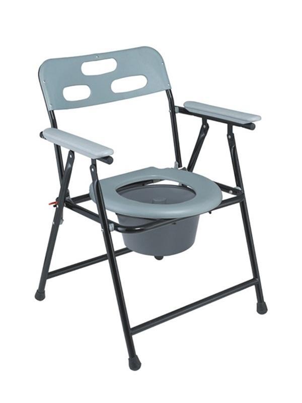 Steel Commode Chair Ergonomic SC-CC02(S6)-50