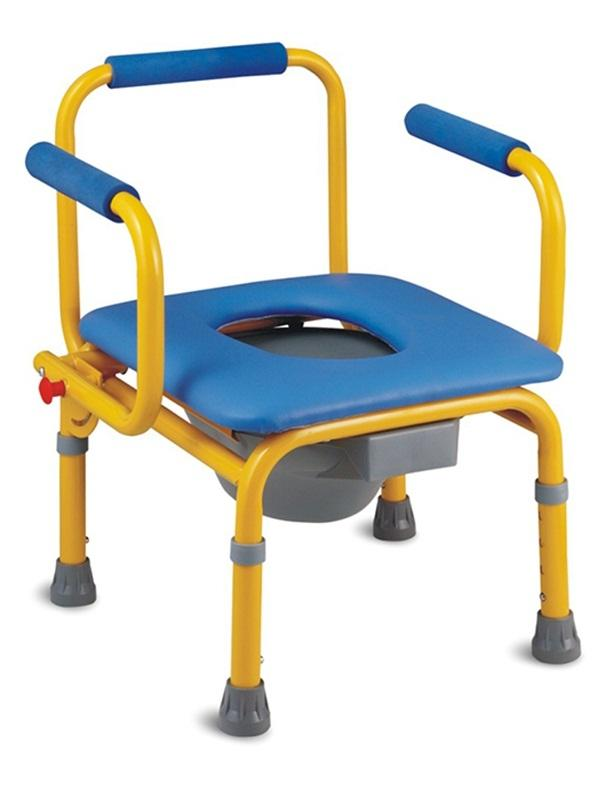 Commode Chair Steel Toilet Chair for Kids SC-CC05(Kids)
