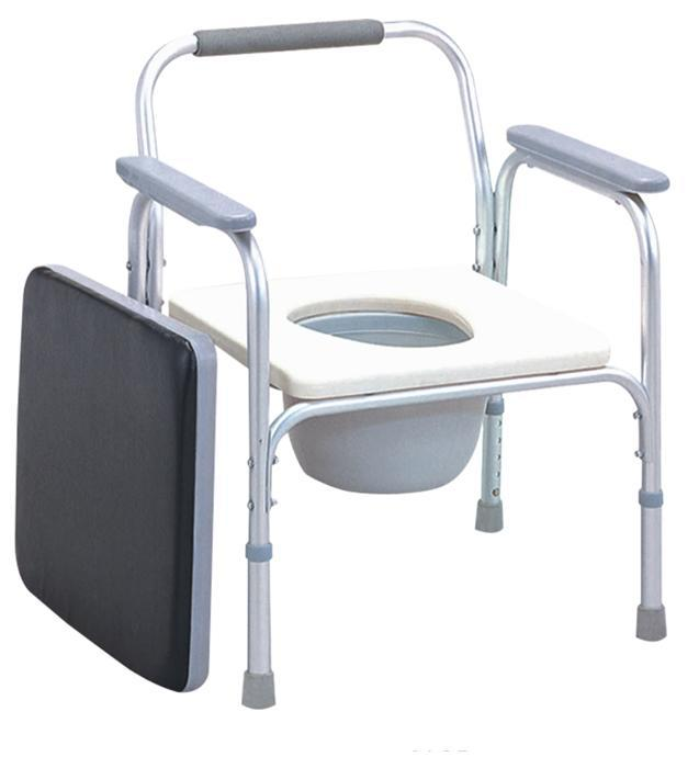 Commode Chair Aluminum Frame Soft Pad SC-CC10(A)