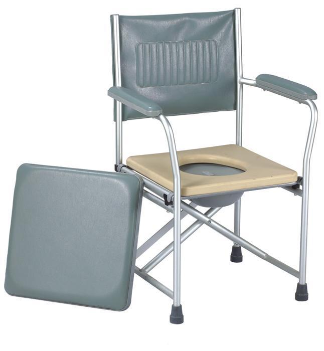 Commode Chair Aluminum Frame Foldable SC-CC12(A)