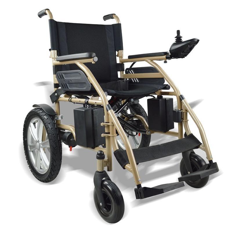 Power Wheelchair Electric Wheelchair Foldable SC-D500