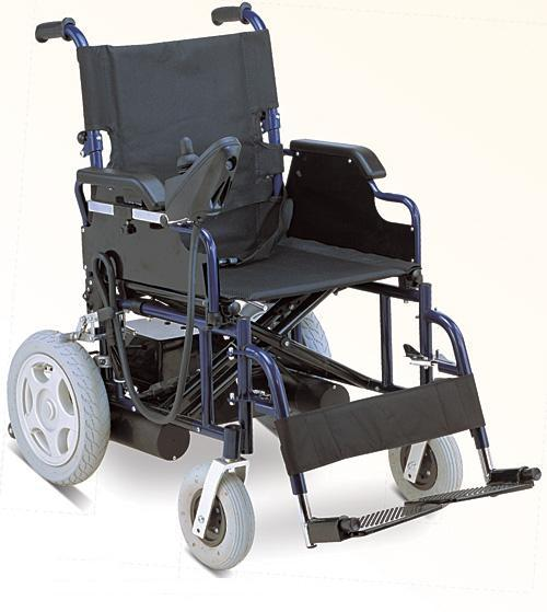 Power Wheelchair Electric Wheelchair Economic Steel SC-EW01