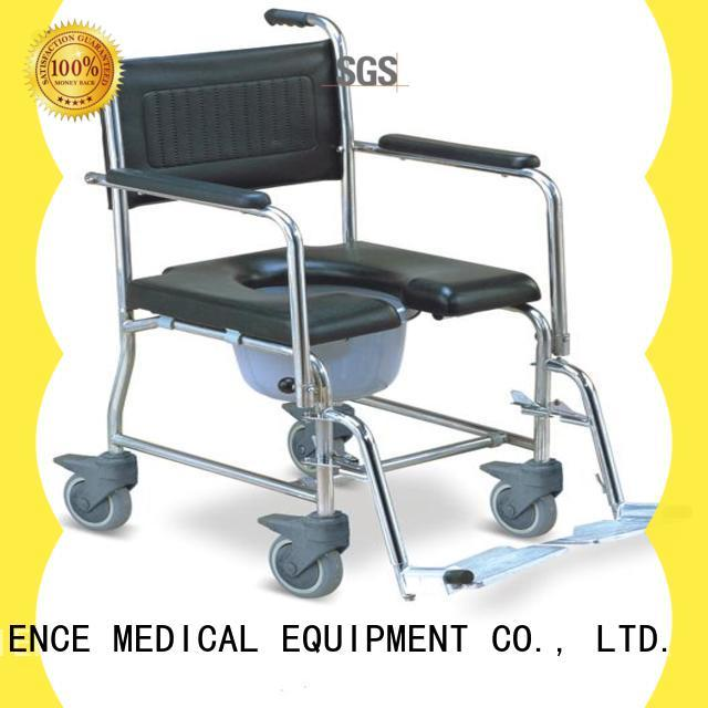 sccw14s reclining wheelchair with commode OEM for patient SCIENCE MEDICAL