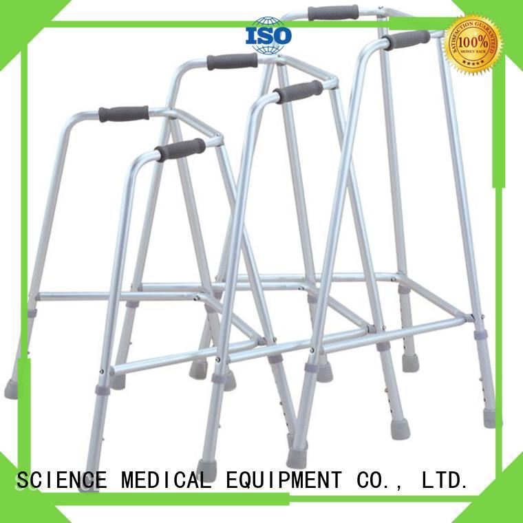 durable handicap walkers castors for wholesale for disabilities