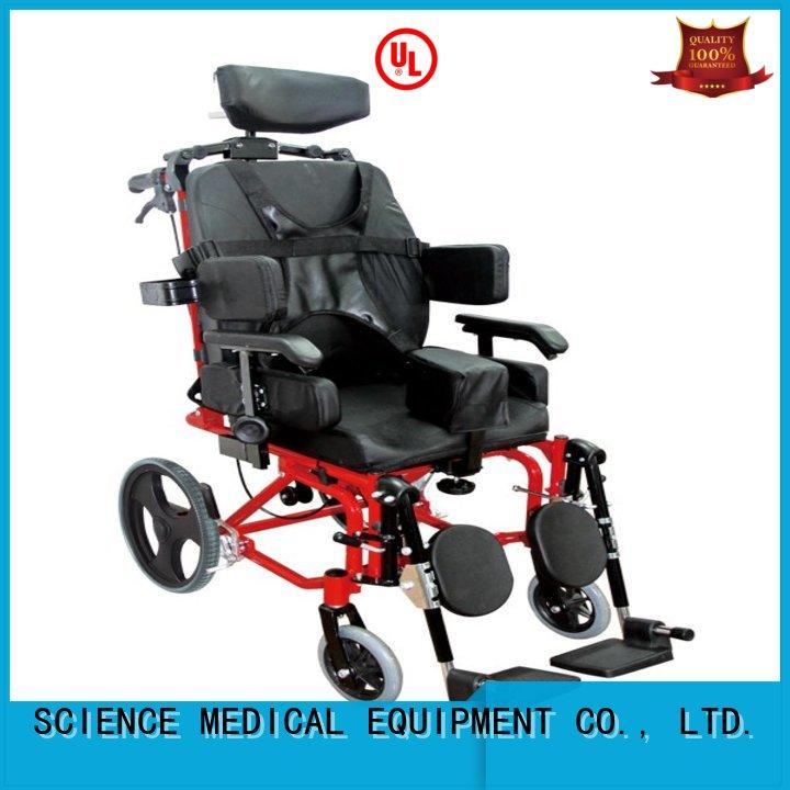 durable lightweight manual wheelchair extra customization for patient