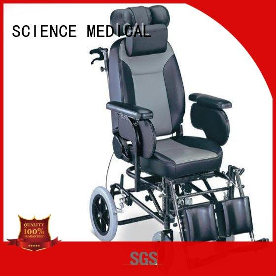 high-quality heavy duty manual wheelchair width for wholesale for patient