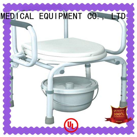 at discount portable toilet chair sccc01s2 for wholesale for disabled