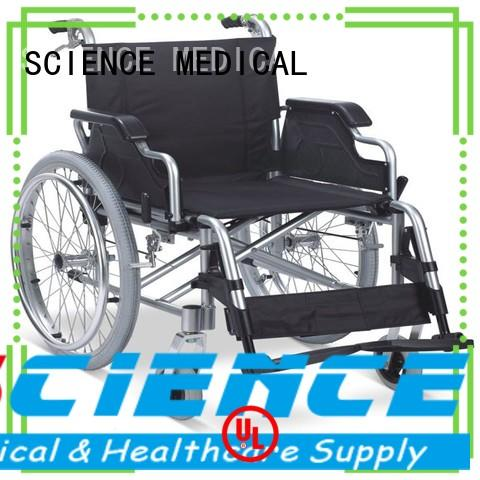 latest manual wheelchair manufacturers scaw16 OEM for elder
