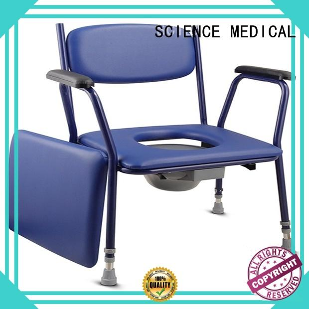 SCIENCE MEDICAL latest toilet seat chair get quote for disabled