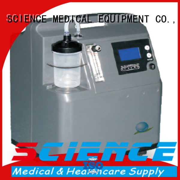 SCIENCE MEDICAL Brand scsw06 extra portable oxygen concentrator prices aluminum