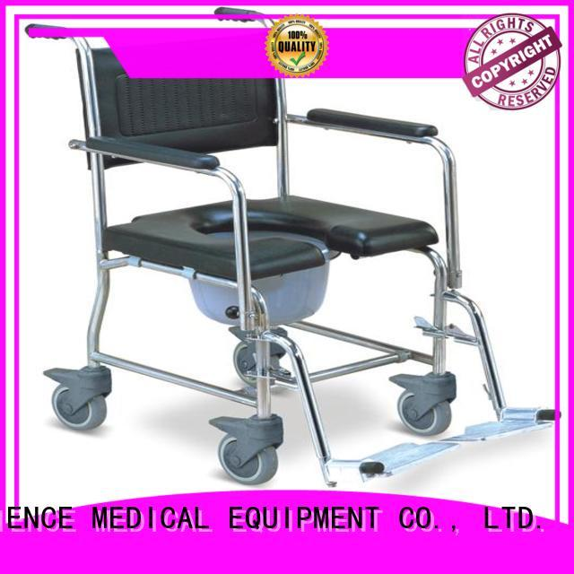 SCIENCE MEDICAL sccw01s wheelchair with toilet seat get quote for patient
