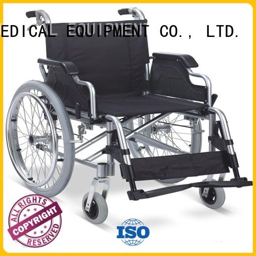 SCIENCE MEDICAL New lightweight collapsible wheelchair for business for disabled