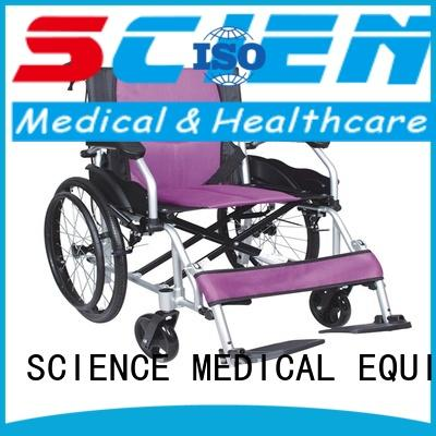 SCIENCE MEDICAL at discount lightweight aluminum wheelchair air for patient