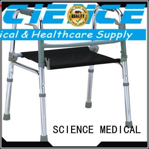 solid mesh handicap walkers three ODM for patients