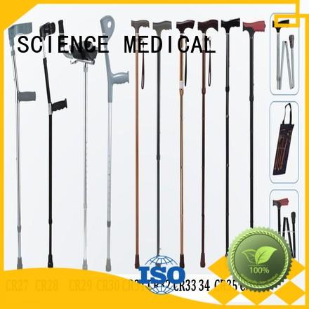 SCIENCE MEDICAL axillary mobility walking aids bulk production for disabilities