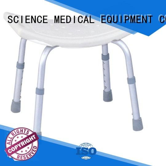 shower chair with swivel seat two sccc01s3 shower chair lid SCIENCE MEDICAL Brand
