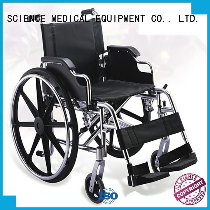 scaw10 lightweight bariatric wheelchairs supplier for patient SCIENCE MEDICAL