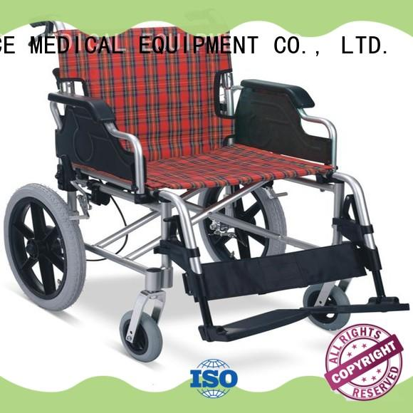 SCIENCE MEDICAL high-quality compact lightweight wheelchair weight for disabled